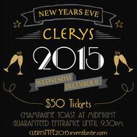 Clerys NYE 2015