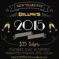 Dillons NYE 2015