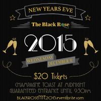 The Black Rose NYE 2015