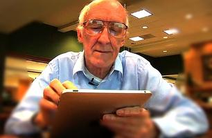 #Cafentournai 4 : l'iPad pour les seniors