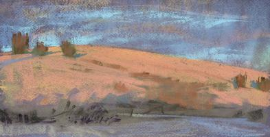 Light at Point Reyes: en plein air Pastel Workshop