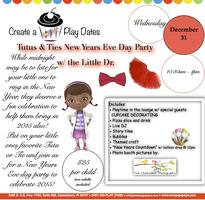 Create a Cupcake -New Years Eve Day Party