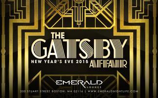 New Year Eve 2015 THE GATSBY AFFAIR