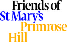The Friends of St Mary's logo