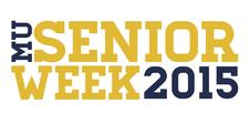 Marquette University Senior Week logo