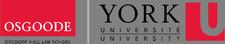 Osgoode Hall Law School, York University logo