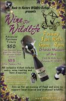 Wine for Wildlife Wine Tasting