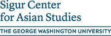 The Sigur Center for Asian Studies logo