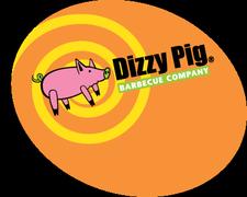 Dizzy Pig Barbecue Company logo