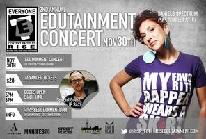 2nd Annual R.I.S.E Edutainment Convention Concert