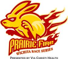 Prairie Fire Spring Race Series Volunteer Page logo