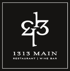1313 Main logo