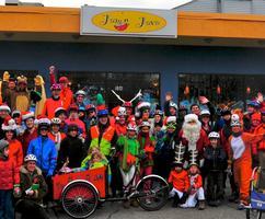 Jingle Ride 2014!