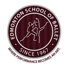 Edmonton School of Ballet Parents' Committee logo