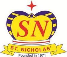 St. Nicholas' English Kindergarten logo