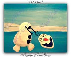 Olaf's Oops