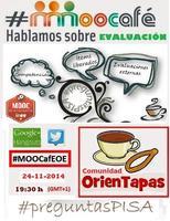 #MOOCafEOE - Encuentro virtual sobre #preguntasPISA y...