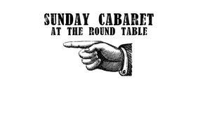 Sunday Cabaret at The Round Table