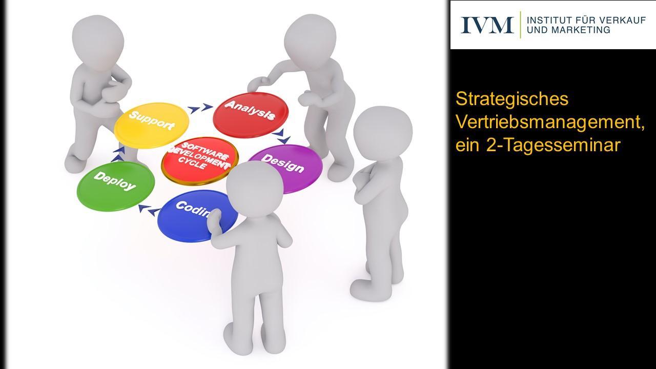 Strategisches Vertriebsmanagement, Seminar, Verkaufsschulung für Profis