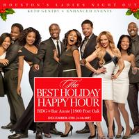 "1st Annual ""The Best Holiday Happy Hour"""