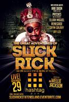 Slick The Ruler *The Great Adventures of Slick Rick...