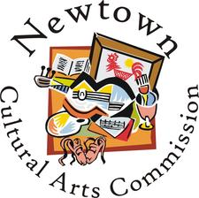 Newtown Cultural Arts Commission logo