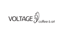 Voltage Coffee & Art logo