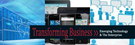 Transforming Business: Emerging Technology & The...