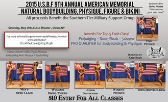 USBF American Memorial Bodybuilding, Figure, Physique...