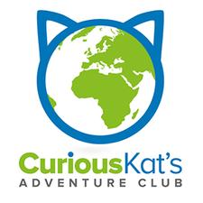 Curious Kat's Adventure Club logo