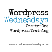 One-to-One Wordpress Training Day