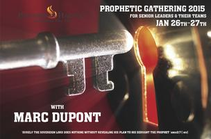 Partners in Harvest UK Prophetic Gathering 2015 - with...