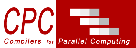 Compilers for Parallel Computing 2015
