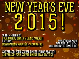 New Year's Eve Party at Bar Takito