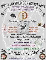 TaKeTiNa - Rhythm in Motion at Dallas Capoeira