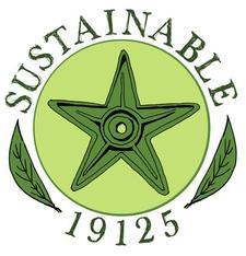 Sustainable 19125 & 19134 logo