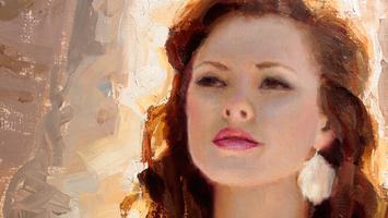 Portrait Oil Painting Workshop with Karen Whitworth...