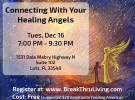 Connecting With Your Healing Angels - Dec 2014