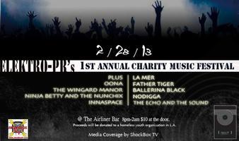 Elektro-PR's Charity Music Festival