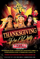Thanksgiving Eve Midtown Party