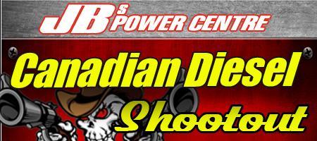 Canadian Diesel Shootout