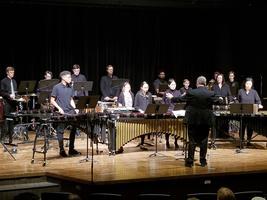 Judson University Percussion Ensemble Concert