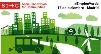 Presentación innovaciones #EmpleoVerde Madrid