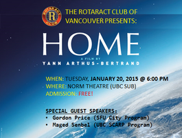 "Tackling Climate Change: Film Screening of ""Home"" and..."
