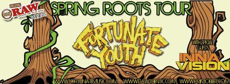 Fortunate Youth at DiPiazzas on 6-7-13 in Long Beach, CA