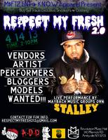 Respect My Fresh Sneaker & Streetware Show Featuring...