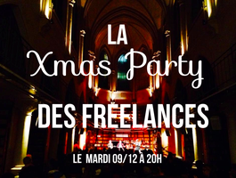 SAVE THE DATE : Le Noël des freelances 2015