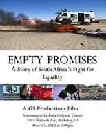 Empty Promises Film Screening