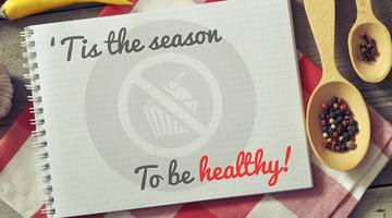 Healthy For The Holidays [Wellness Wednesday]