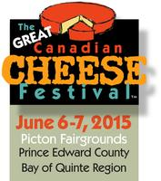 2015 Great Canadian Cheese Festival—Holiday Gift Ticket